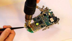 S3 soldering